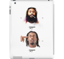 Clockwork Indigo - Meech and Juice FBZ iPad Case/Skin