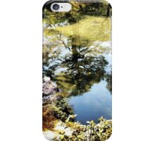 Reflections on Kyoto iPhone Case/Skin