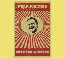 Pulp Faction - Winston Kids Tee
