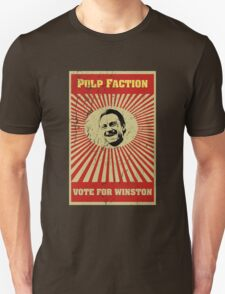 Pulp Faction - Winston Unisex T-Shirt