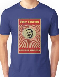 Pulp Faction - Winston Unisex T-Shirt