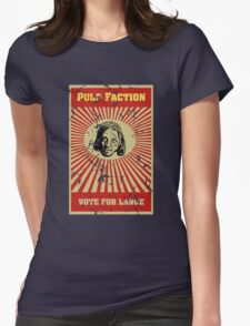 Pulp Faction - Lance Womens Fitted T-Shirt