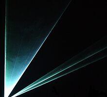 Laser Light by Ben de Putron