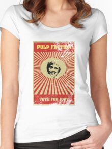 Pulp Faction - Jody Women's Fitted Scoop T-Shirt
