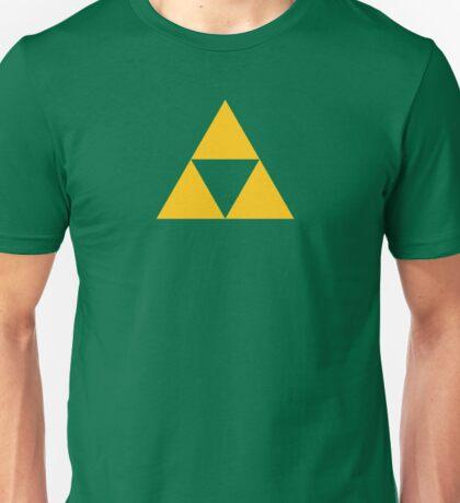 The Legend of Zelda Symbol - Super Smash Bros. (color) Unisex T-Shirt
