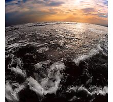 Waterworld Photographic Print