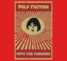 Pulp Faction - Fabienne One Piece - Short Sleeve