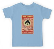 Pulp Faction - Fabienne Kids Tee
