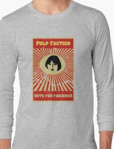Pulp Faction - Fabienne Long Sleeve T-Shirt