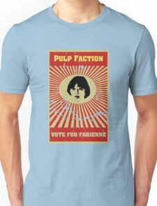 Pulp Faction - Fabienne Unisex T-Shirt