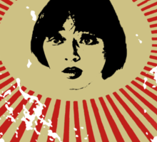 Pulp Faction - Fabienne Sticker