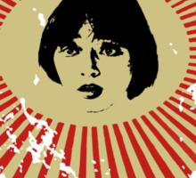 Pulp Faction - Fabienne Sticker