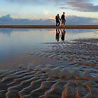 A beach walk... by Adri  Padmos