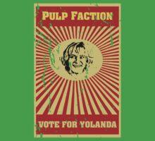 Pulp Faction - Yolanda Kids Tee