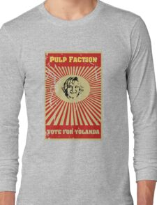 Pulp Faction - Yolanda Long Sleeve T-Shirt