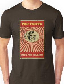 Pulp Faction - Yolanda Unisex T-Shirt