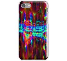 Insane fractal image iPhone Case/Skin
