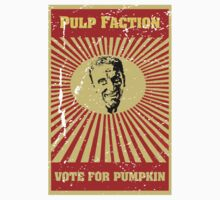 Pulp Faction - Pumpkin Kids Clothes
