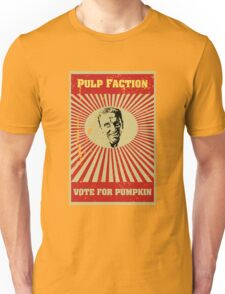 Pulp Faction - Pumpkin Unisex T-Shirt