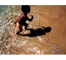 Beachness Photographic Print