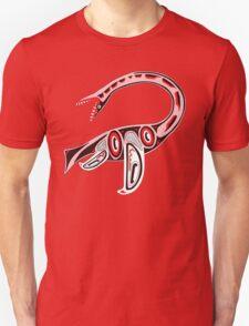 Kwakwaka'wakw elasmosaur T-Shirt
