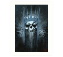 King of the Dead Art Print