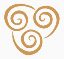 Airbending Symbol by hopperograss