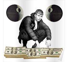 Yung Lean // Benjamins Poster