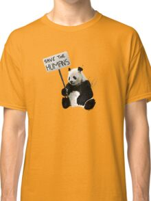 Save the humans Classic T-Shirt