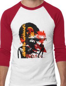 Brown Sugar Men's Baseball ¾ T-Shirt
