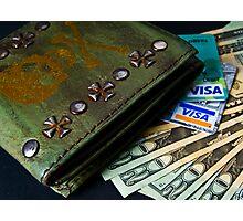 Money Money Photographic Print