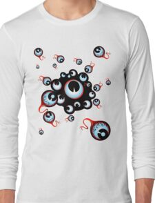 Eye Contact Long Sleeve T-Shirt