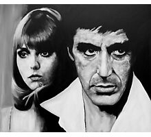 scarface Photographic Print