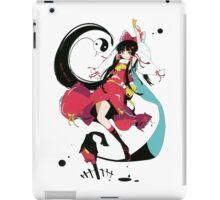 Touhou - Reimu Hakurei iPad Case/Skin