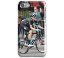 Bradley Wiggins - 2014 Tour of Britain iPhone Case/Skin