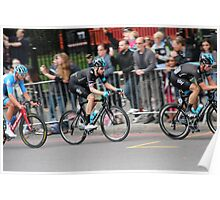 Bradley Wiggins - 2014 Tour of Britain Poster