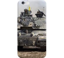 Challenger 2 Main Battle Tank (MBT) British Army iPhone Case/Skin
