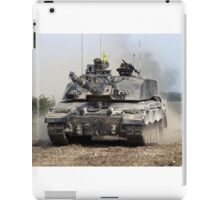 Challenger 2 Main Battle Tank (MBT) British Army iPad Case/Skin