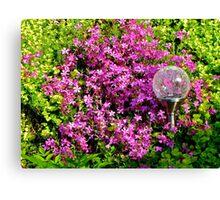 Garden Somewhere! Canvas Print