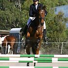 Showjumping by RosePhotography