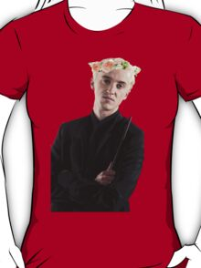 draco with flower crown T-Shirt