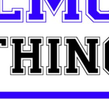 It's an OLMOS thing, you wouldn't understand !! Sticker