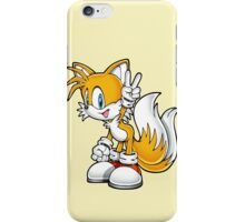 Tails the fox iPhone Case/Skin