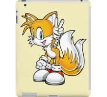 Tails the fox iPad Case/Skin