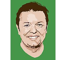 Ricky Gervais Photographic Print