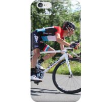 Frank Schleck - Tour de France 2014 iPhone Case/Skin