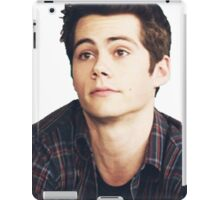 Dylan O'Brien is a puppy iPad Case/Skin