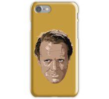 Patrick McGoohan iPhone Case/Skin