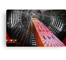 Shot Tower at Night, Melbourne Canvas Print