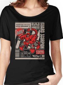 Build Your Boss - Guard Scorpion Women's Relaxed Fit T-Shirt